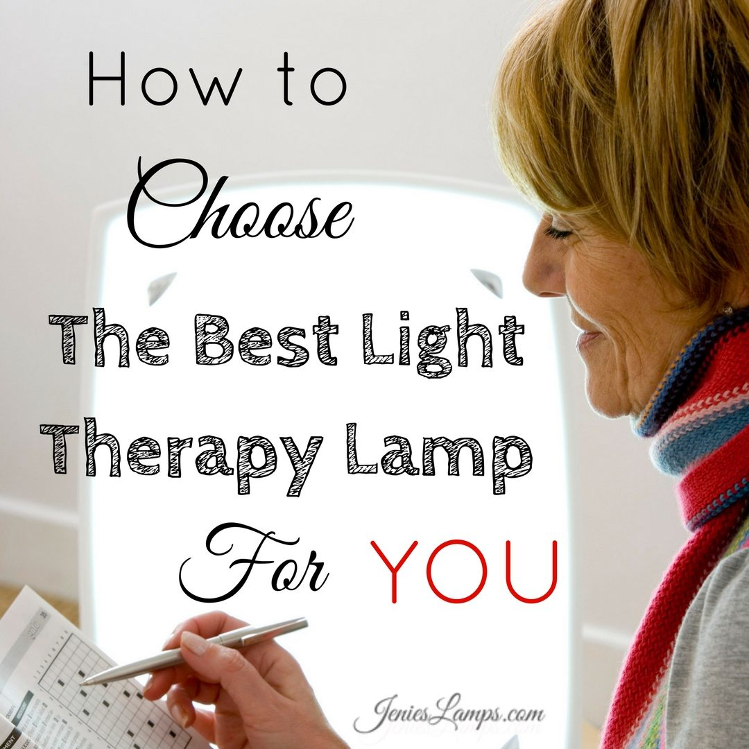 how to choose the best light therapy lamp for you. Black Bedroom Furniture Sets. Home Design Ideas