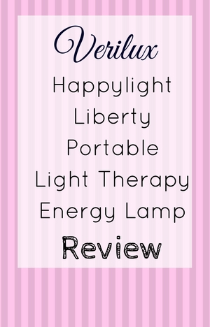 Verilux Happylight Liberty Personal Portable Light